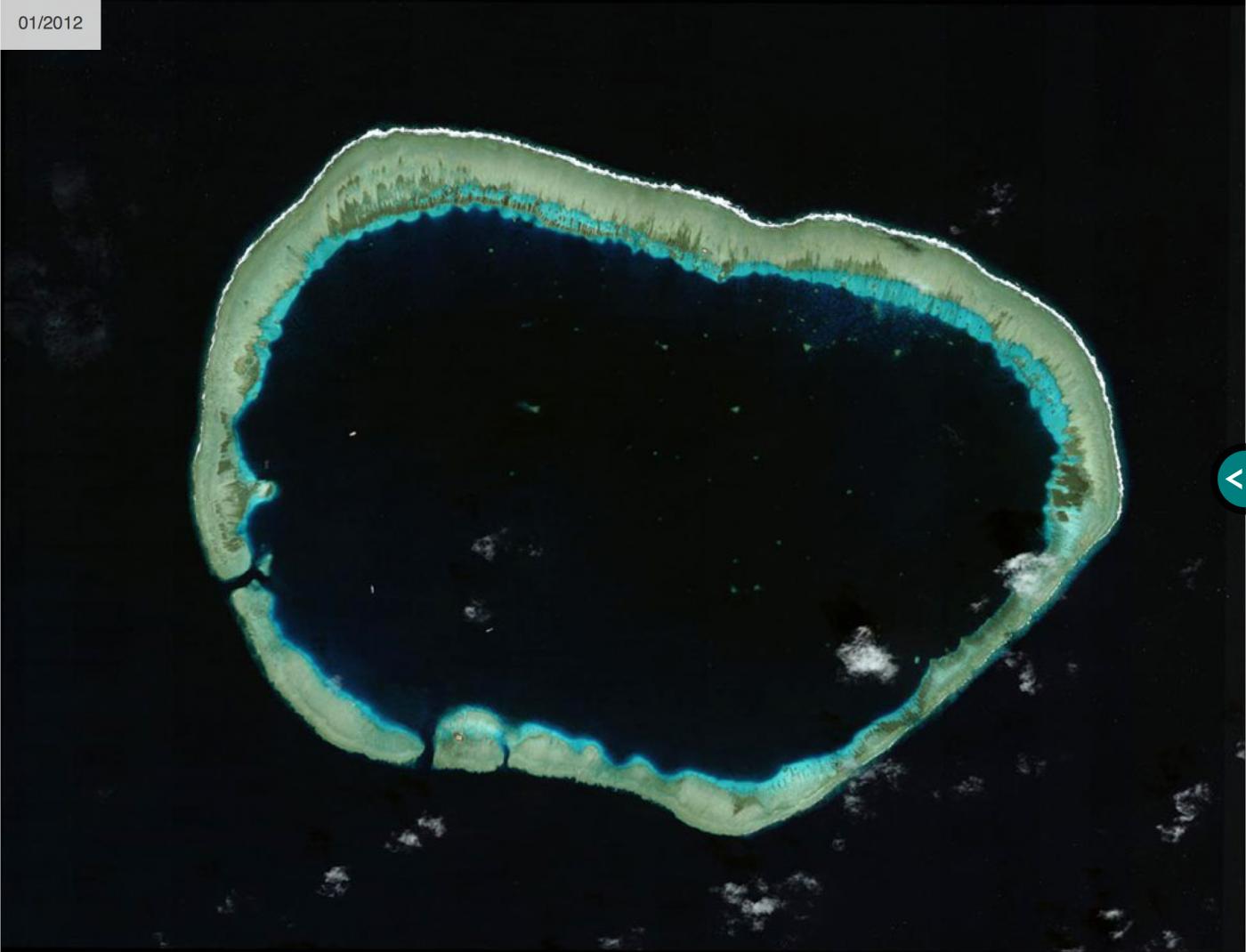 "BBC记者窥探中属""人造岛礁""实录_图1-12"