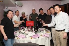 【攝影蟲】回味在美國中文網上的博客聚會20