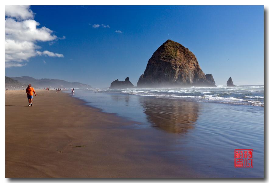 《酒一船摄影》:俄勒冈的海岸_图1-6