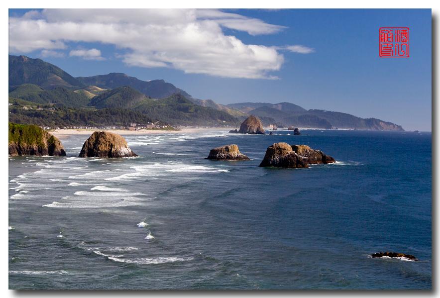 《酒一船摄影》:俄勒冈的海岸_图1-5