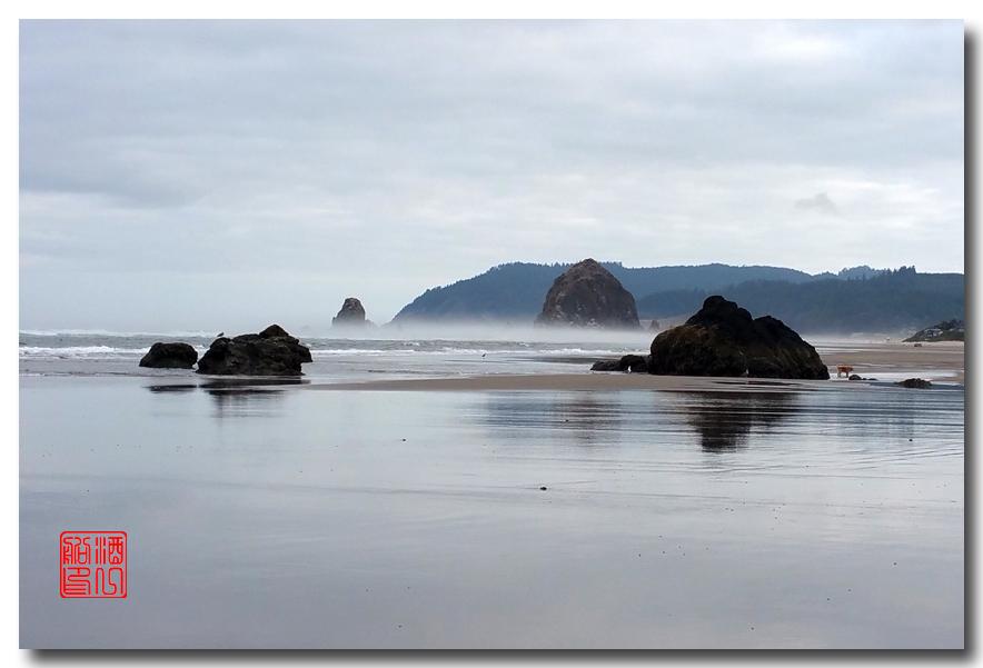 《酒一船摄影》:俄勒冈的海岸_图1-4
