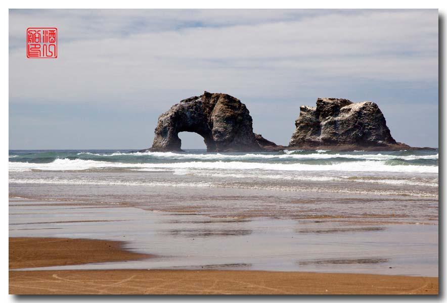 《酒一船摄影》:俄勒冈的海岸_图1-10
