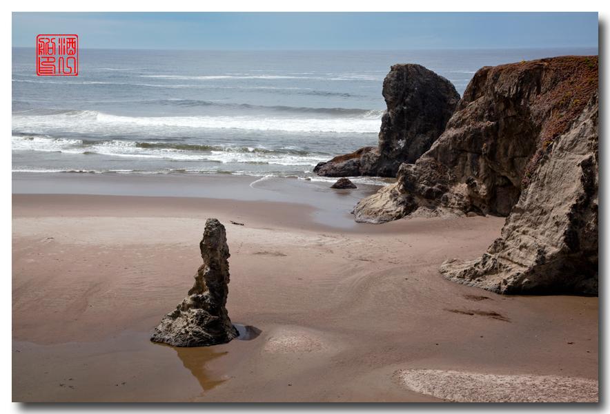 《酒一船摄影》:俄勒冈的海岸_图1-35