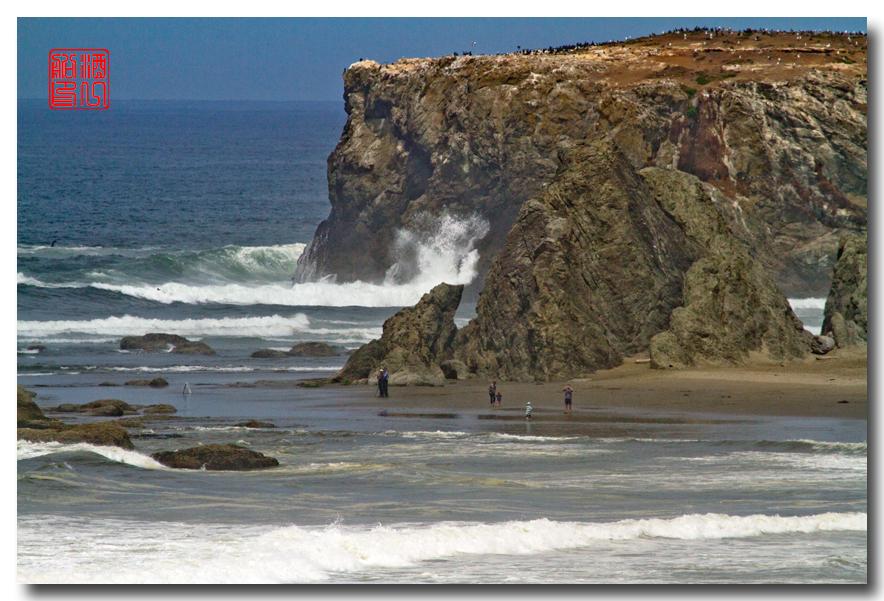 《酒一船摄影》:俄勒冈的海岸_图1-30