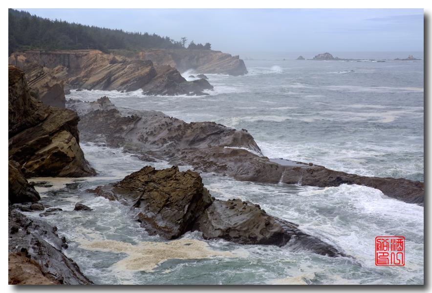 《酒一船摄影》:俄勒冈的海岸_图1-29