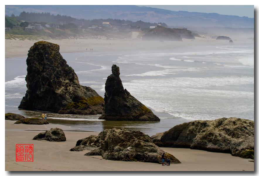 《酒一船摄影》:俄勒冈的海岸_图1-31