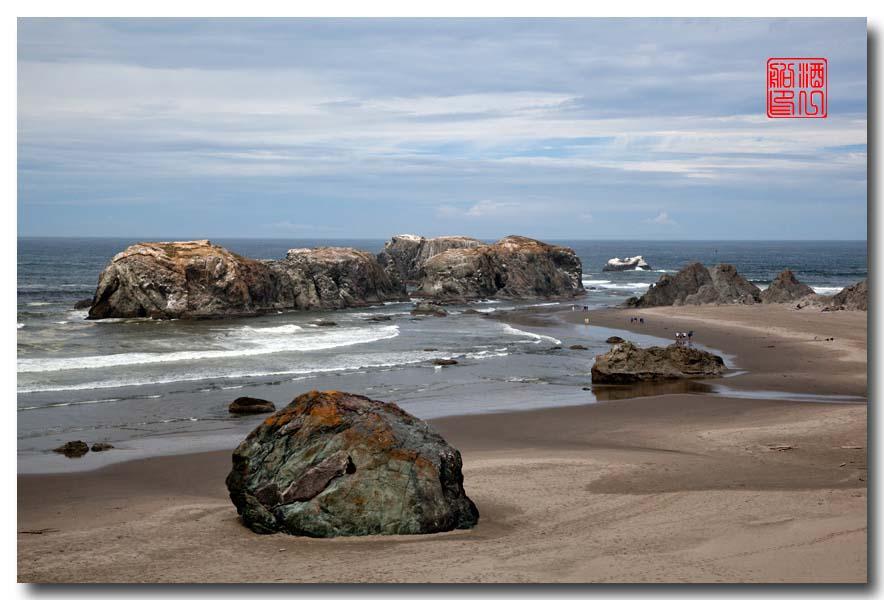 《酒一船摄影》:俄勒冈的海岸_图1-34