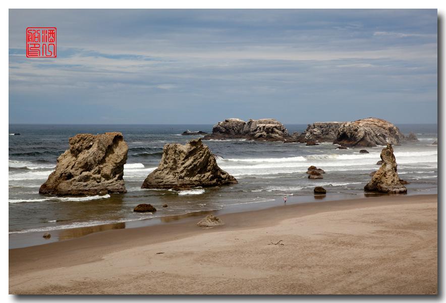 《酒一船摄影》:俄勒冈的海岸_图1-36