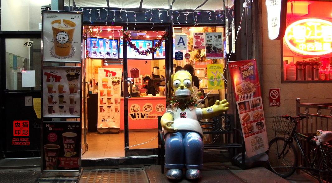 【攝影蟲】紐約市華埠的晚上2016_图1-12