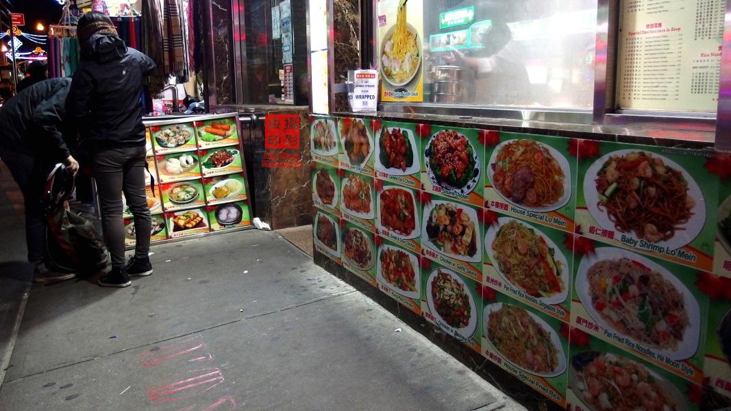 【攝影蟲】紐約市華埠的晚上2016_图1-5
