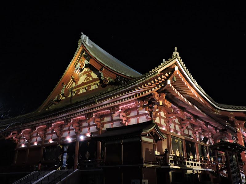 東京淺草街頭隨拍