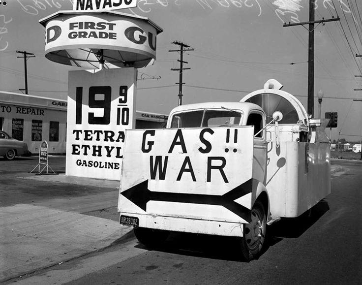 【攝影蟲】回味一美元八加侖汽油的美好年代_图1-9