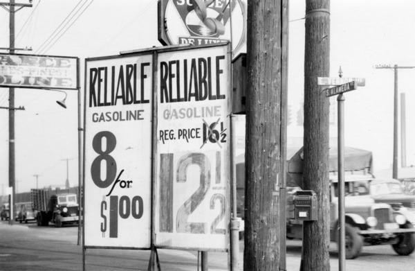 【攝影蟲】回味一美元八加侖汽油的美好年代_图1-2