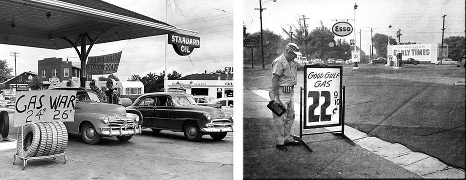 【攝影蟲】回味一美元八加侖汽油的美好年代_图1-10