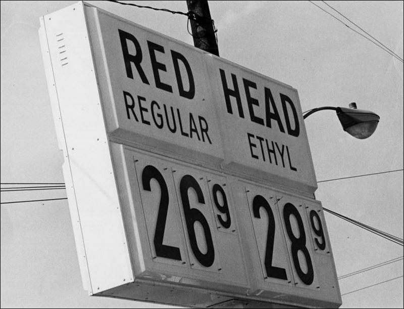 【攝影蟲】回味一美元八加侖汽油的美好年代_图1-7