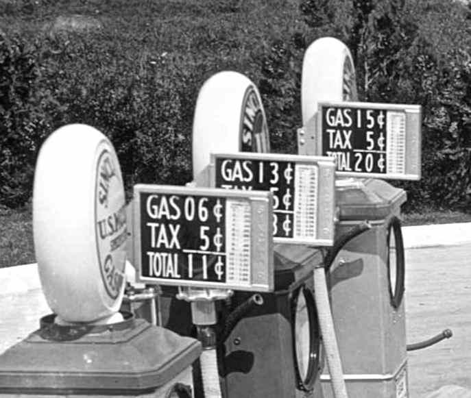 【攝影蟲】回味一美元八加侖汽油的美好年代_图1-3