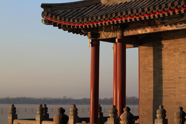 乙未年 腊月初十 大寒 早晨 颐和园_图1-3