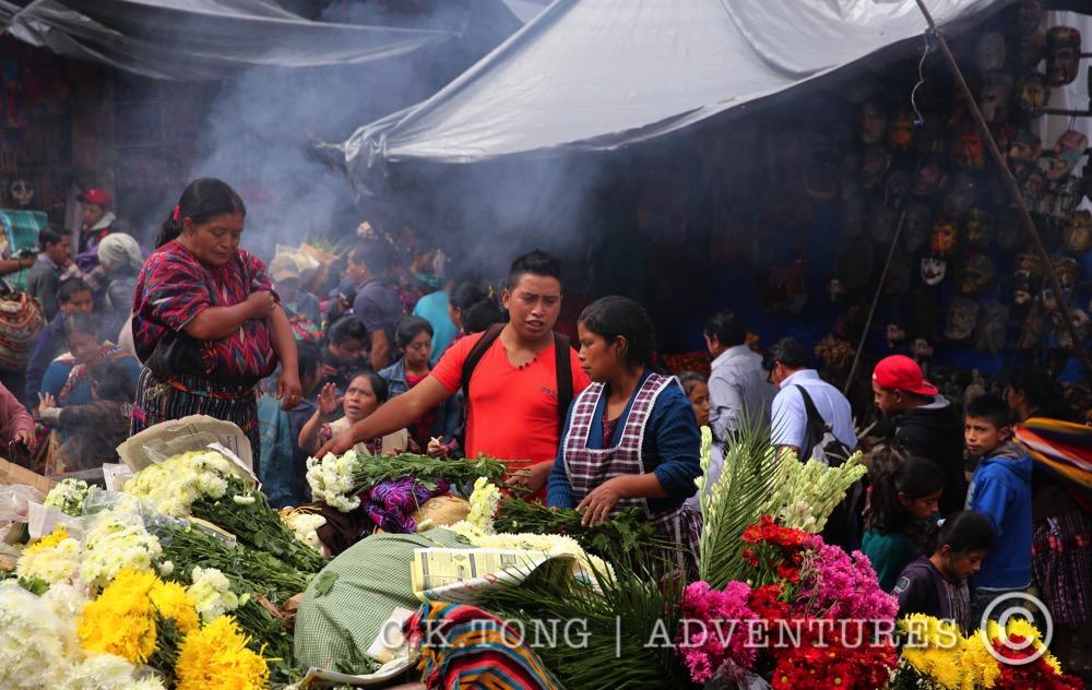 赶集 - 玛雅人的星期日市集_图1-6