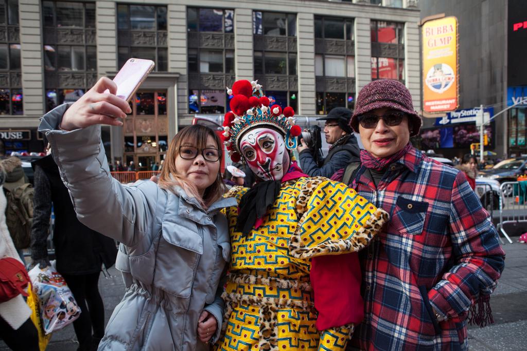 這天我們都在紐約時代廣場_图1-9