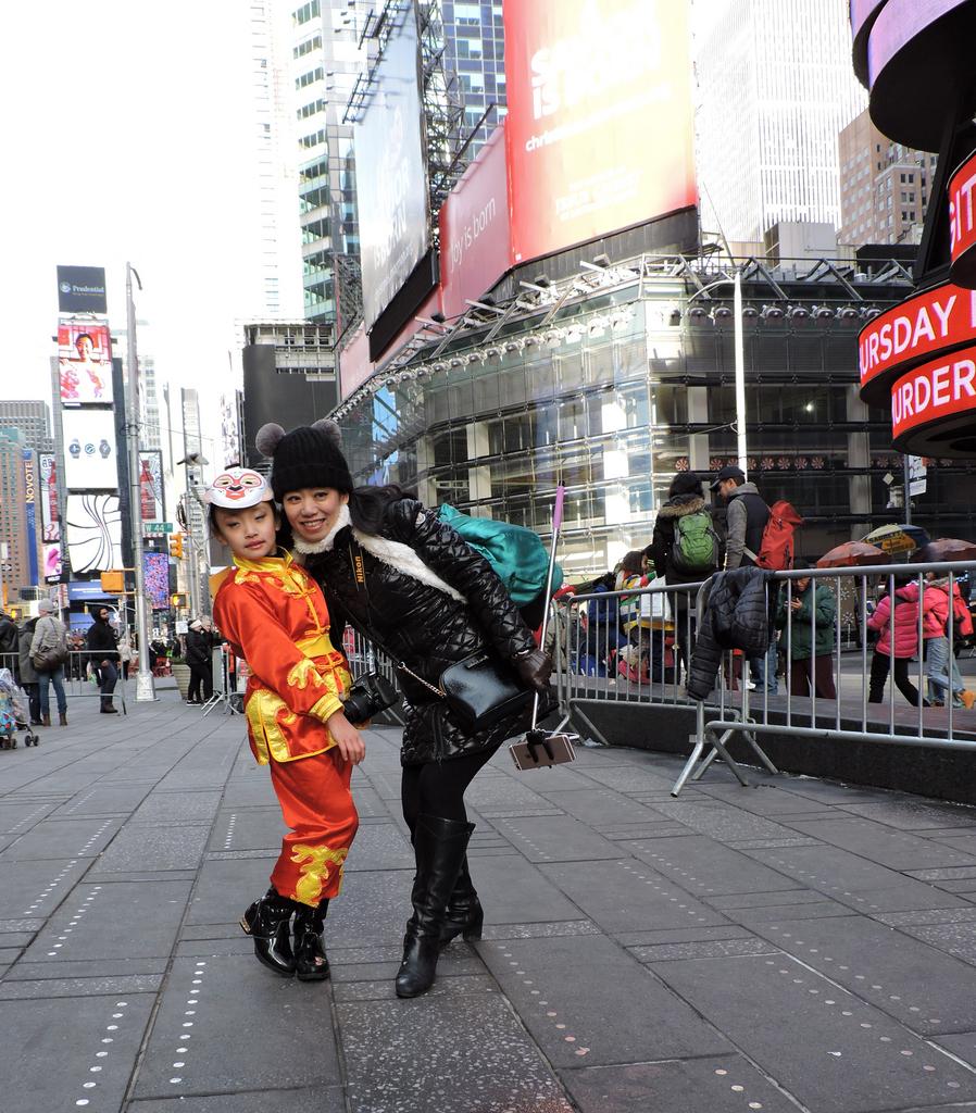 這天我們都在紐約時代廣場_图1-15