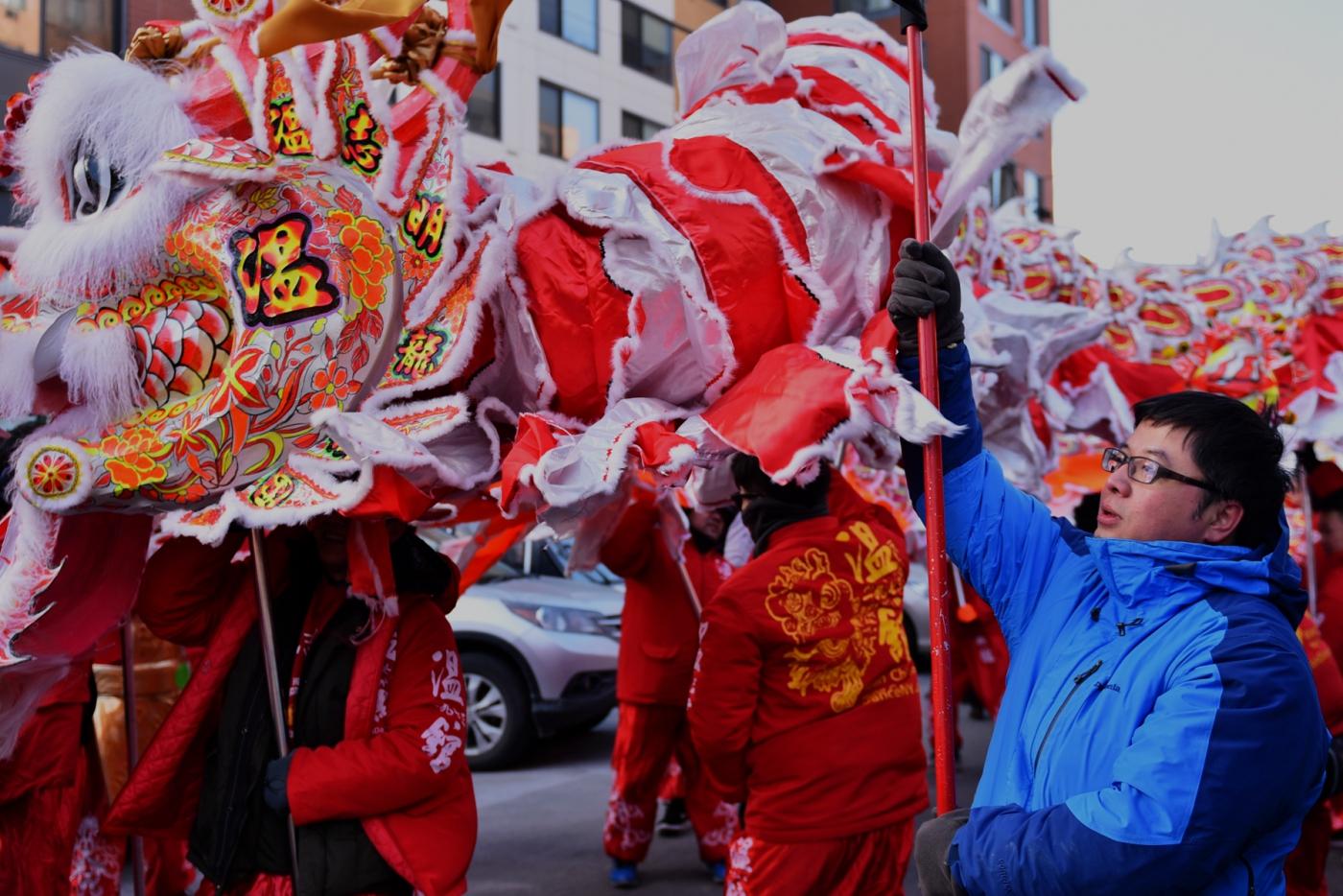 猴年纽约法拉盛春节大游行一瞥_图1-8