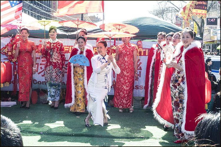 【star8拍攝】中国旗袍秀_图1-7
