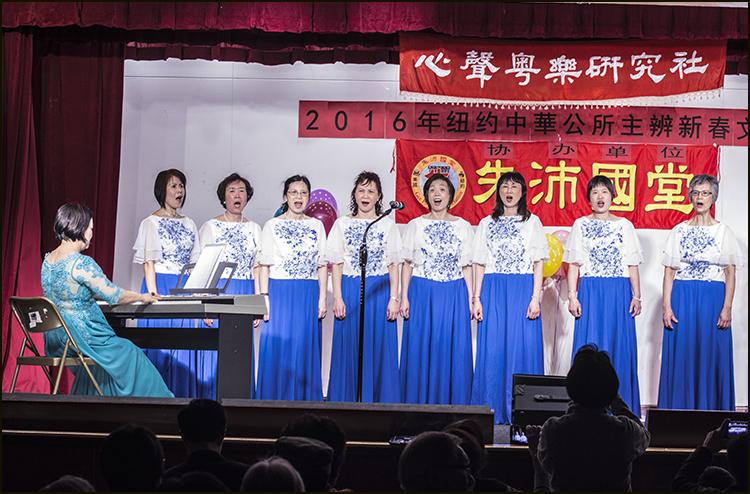 【star8拍攝】中华公所新春文娱汇演花絮_图1-10