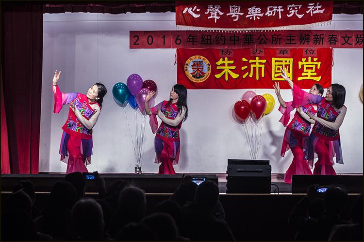 【star8拍攝】中华公所新春文娱汇演花絮_图1-17