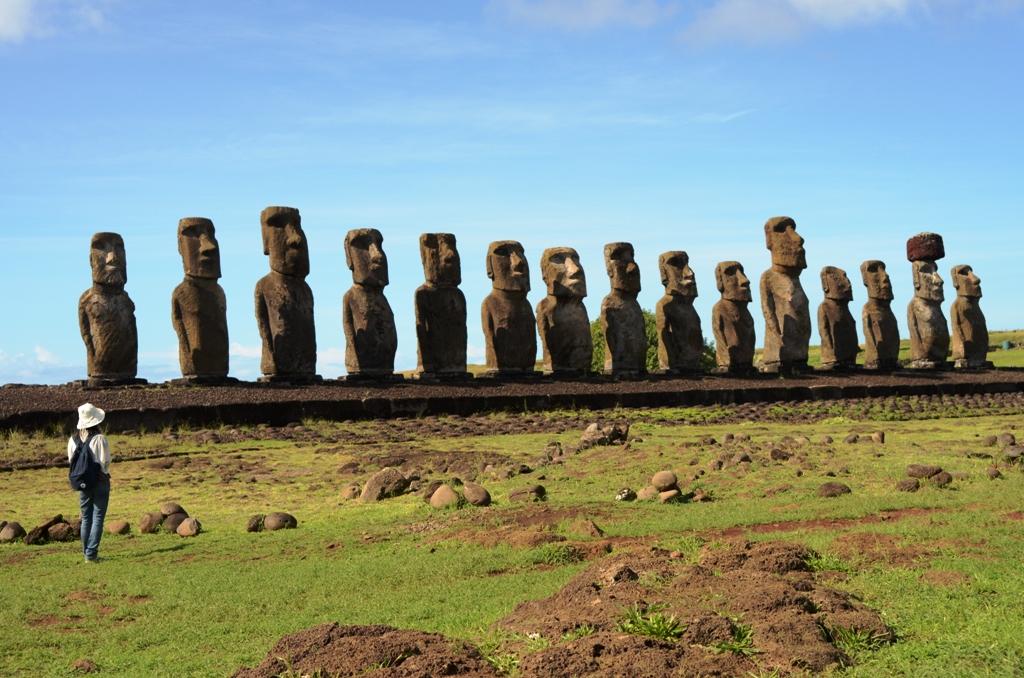 《我行故我在》之《復活節島:南太平洋的神秘之地》_图1-1