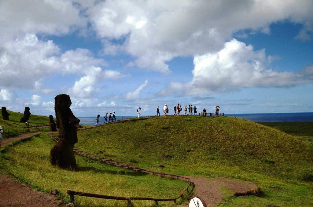 《我行故我在》之《復活節島:南太平洋的神秘之地》_图1-3