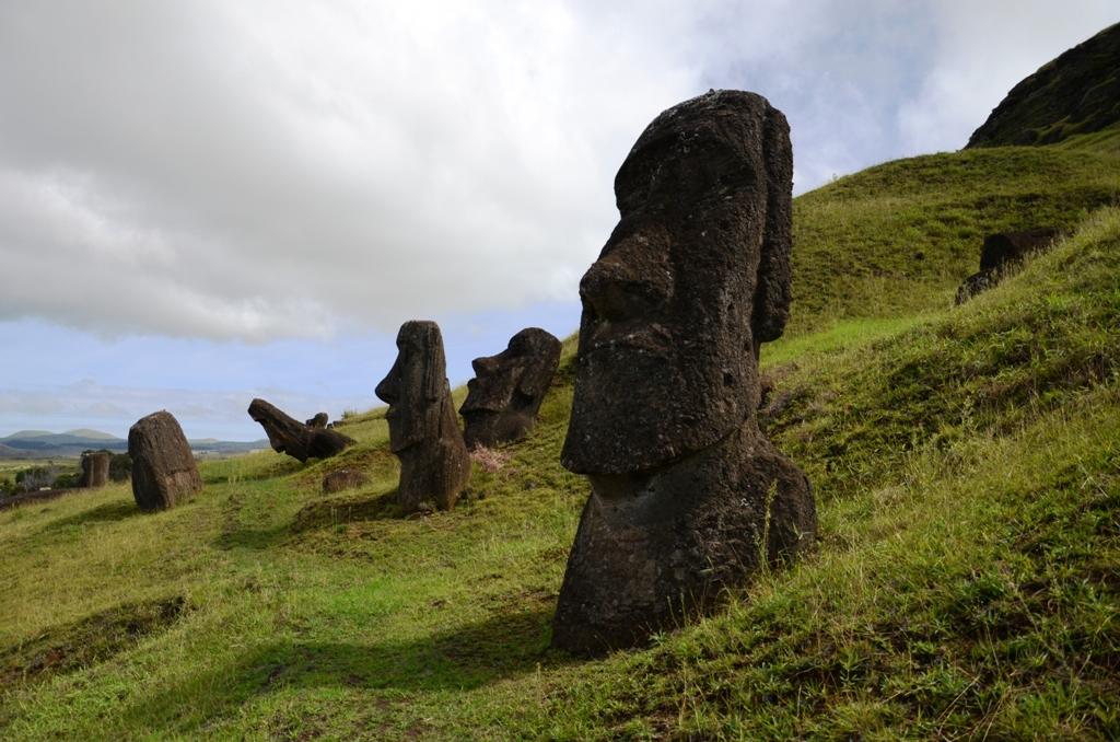 《我行故我在》之《復活節島:南太平洋的神秘之地》_图1-4