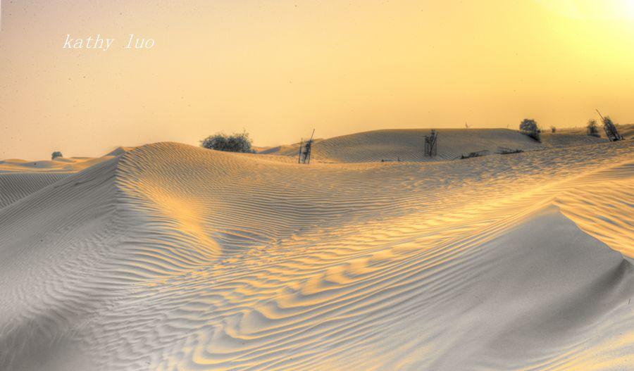 【小虫摄影】沙漠掠影
