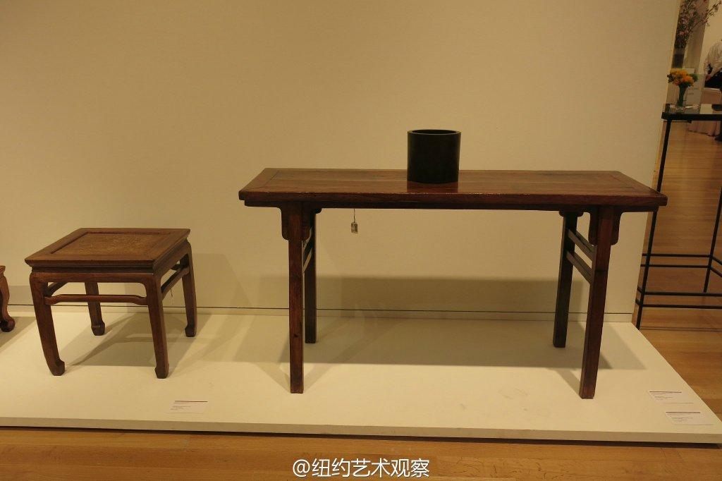 加州神父费立哲收藏的中国古董家具_图1-9