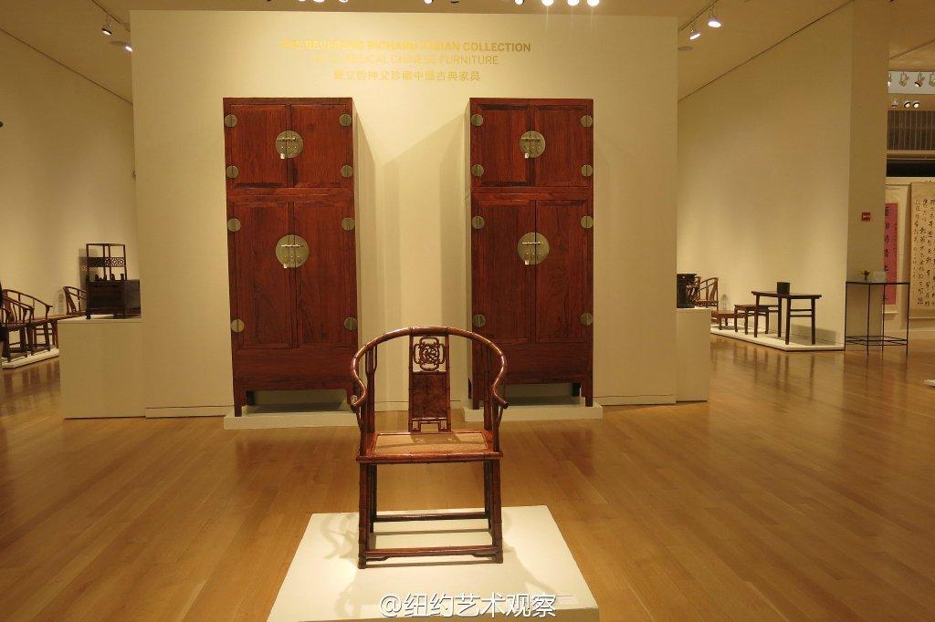加州神父费立哲收藏的中国古董家具_图1-5