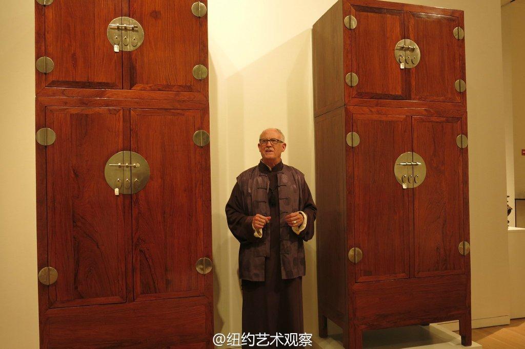 加州神父费立哲收藏的中国古董家具_图1-1