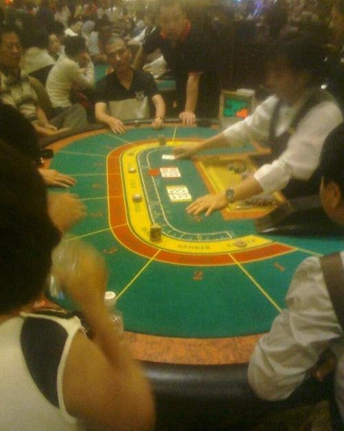 美国赌场的华人百态_图1-1