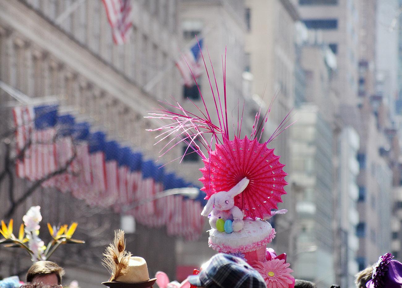 复活节---那些在帽子上说着春天故事的趣味_图1-1