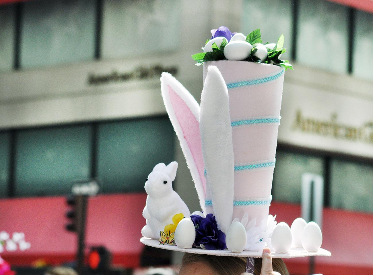 复活节---那些在帽子上说着春天故事的趣味_图1-4