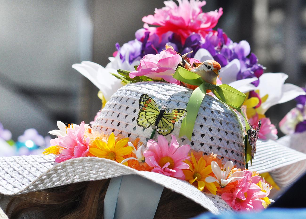 复活节---那些在帽子上说着春天故事的趣味_图1-5