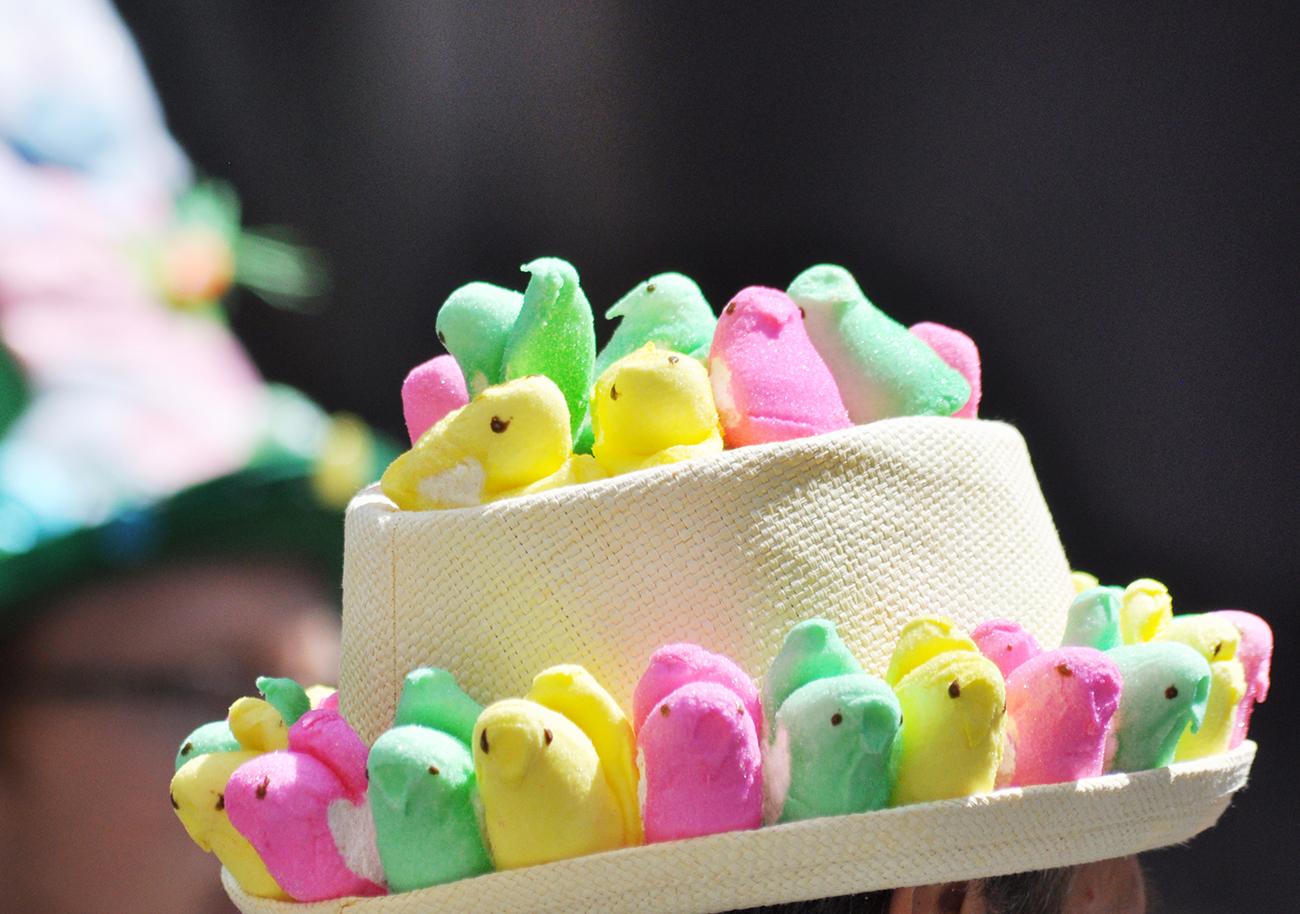 复活节---那些在帽子上说着春天故事的趣味_图1-6