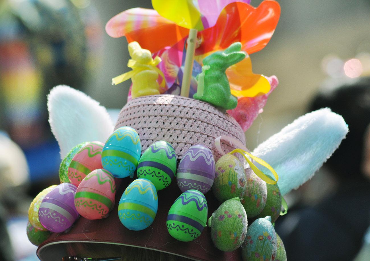 复活节---那些在帽子上说着春天故事的趣味_图1-9