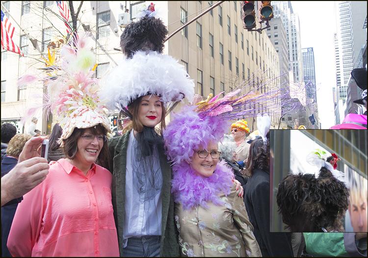 【star 8(龍的传人)拍攝】2016纽约复活节帽子游行_图1-39