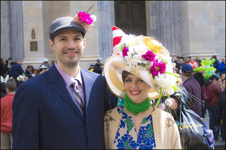 【star 8(龍的传人)拍攝】2016纽约复活节帽子游行_图1-34