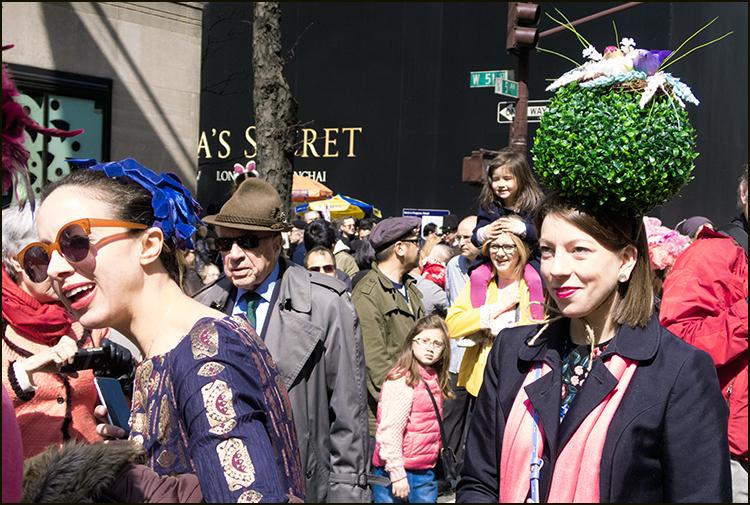 【star 8(龍的传人)拍攝】2016纽约复活节帽子游行_图1-44