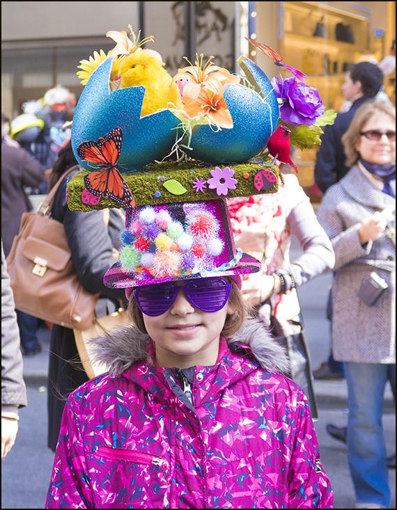 【star 8(龍的传人)拍攝】2016纽约复活节帽子游行_图1-54