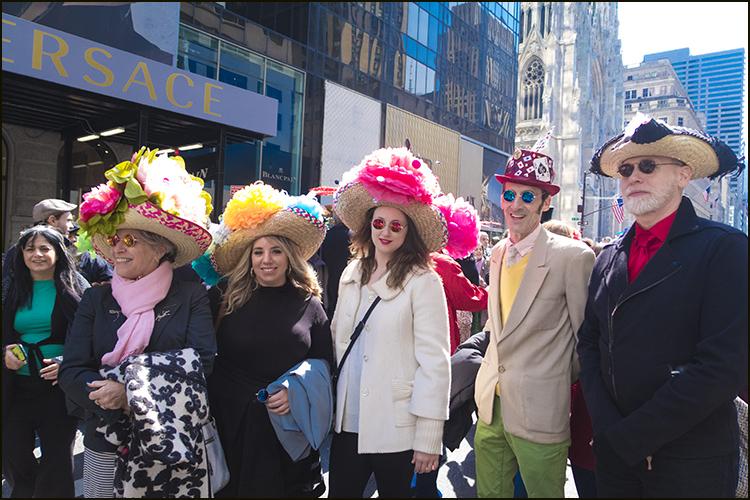 【star 8(龍的传人)拍攝】2016纽约复活节帽子游行_图1-24