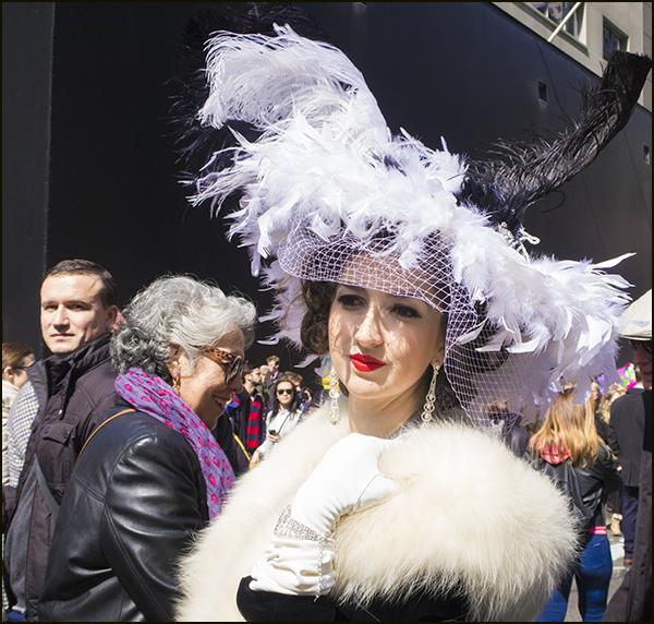 【star8(龍的传人)拍攝】2016纽约复活节帽子游行人像拍攝_图1-1