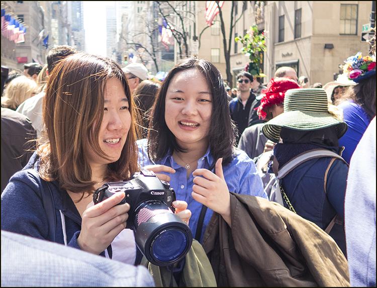 【star 8(龍的传人)拍攝】2016纽约复活节帽子游行_图1-18