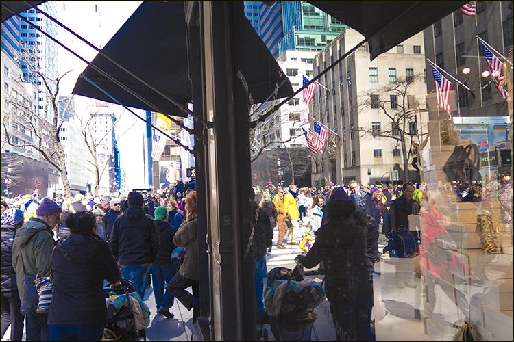 【star 8(龍的传人)拍攝】2016纽约复活节帽子游行_图1-16