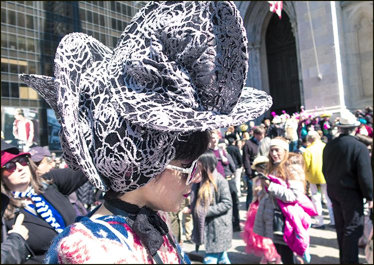 【star 8(龍的传人)拍攝】2016纽约复活节帽子游行_图1-13